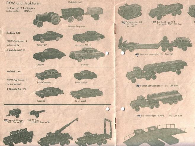 Mercedes Historisch Model